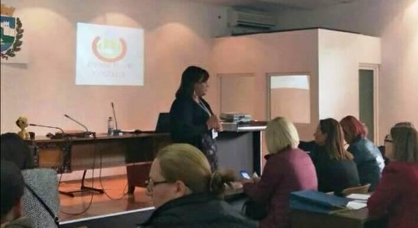 Вики конференција за наставници во Охрид